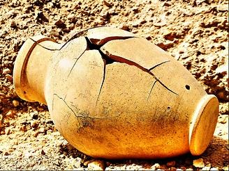 broken vessel