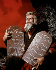 Ten Commandments movie