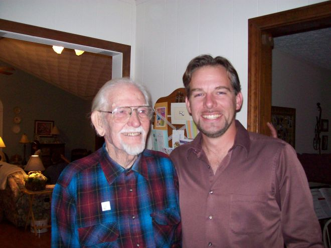 gramps and travis