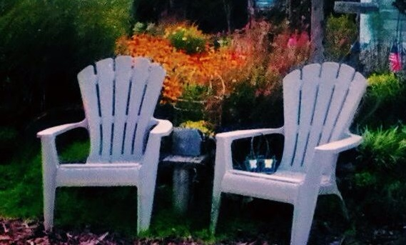 our house- chairs