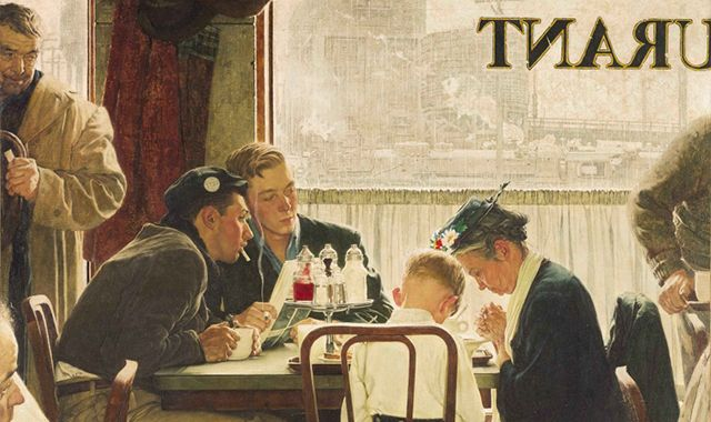 thanksgiving-prayer-norman-rockwell-saturday-evening-post
