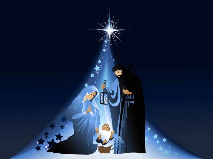 nativity-vector