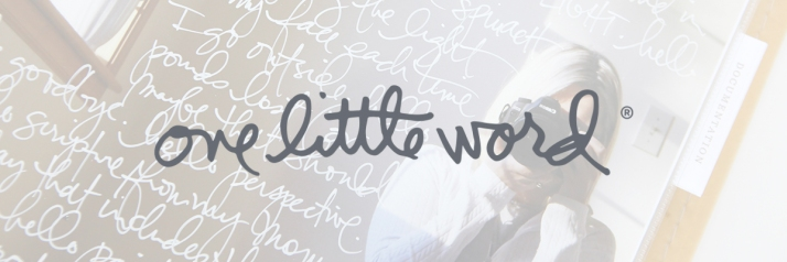 one-little-word