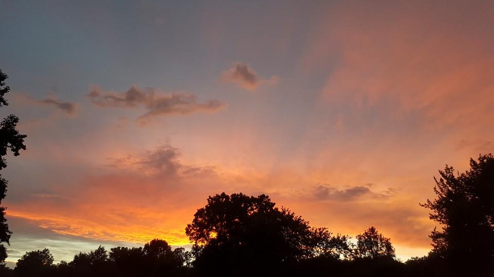 Sunrise by MaRanda Green