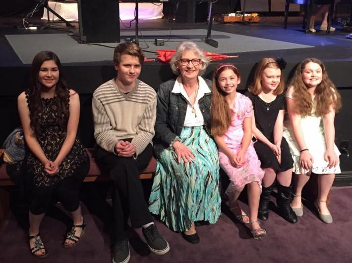 Spring 2017 LF recital